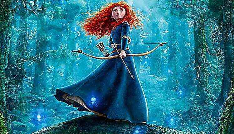 Brave, Disney, Movie, Hollywood
