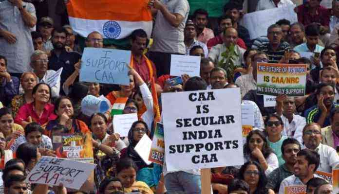 Caa Is Secular, India Supports Caa