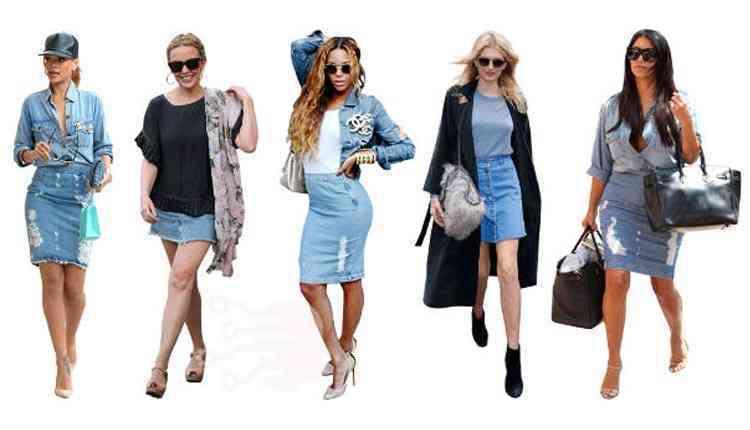 Denim Skirts, Tik Tok, Models