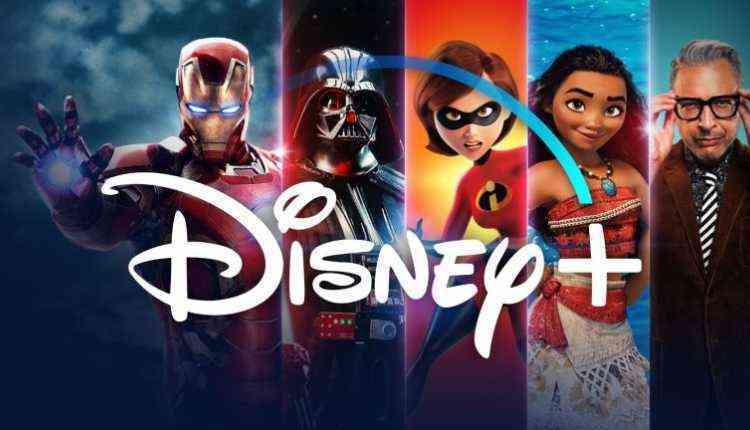 Disney+, Disney Plus, Logo, Banner