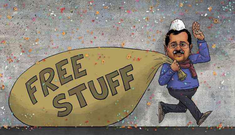 Freebies, Delhi, Aap, Arvind Kejriwal