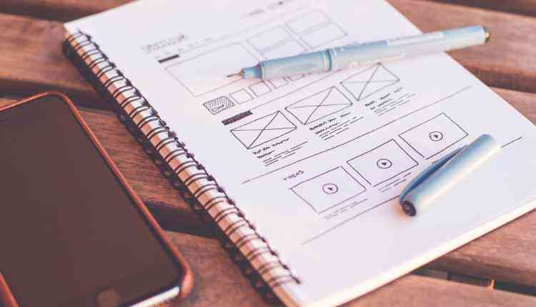 Sketch the outline of your project