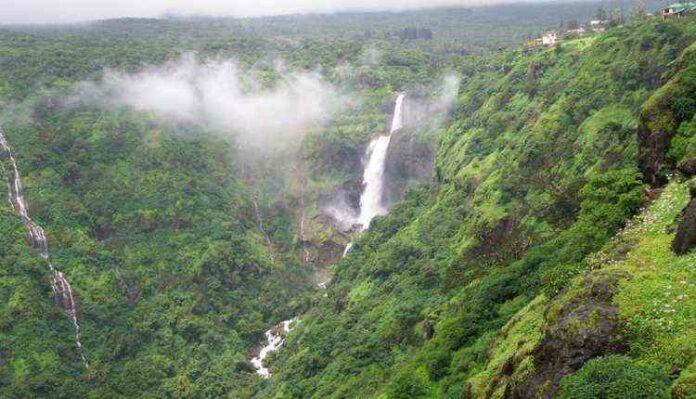 Maharashtra Waterfall