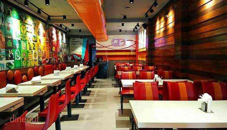 Qd Restaurant, Satya Niketan