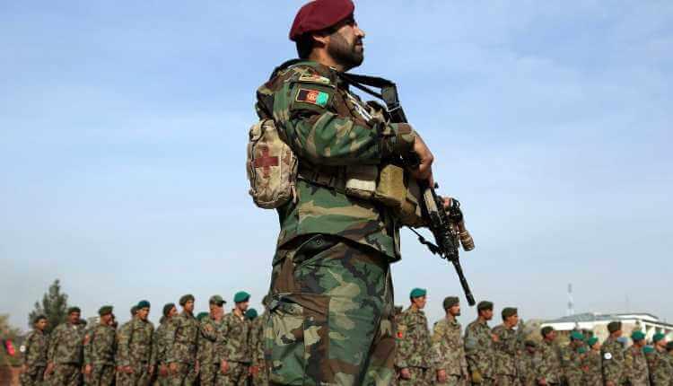 Afghanistan, army