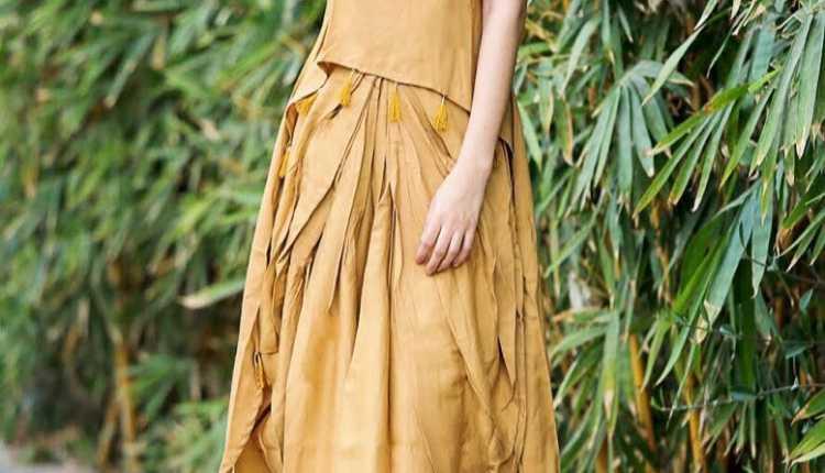 Anarkali Style Lungi