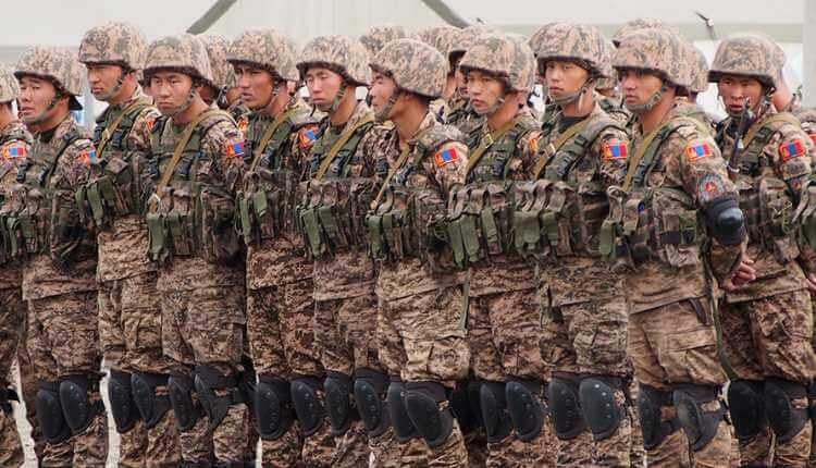 Mongolia Army