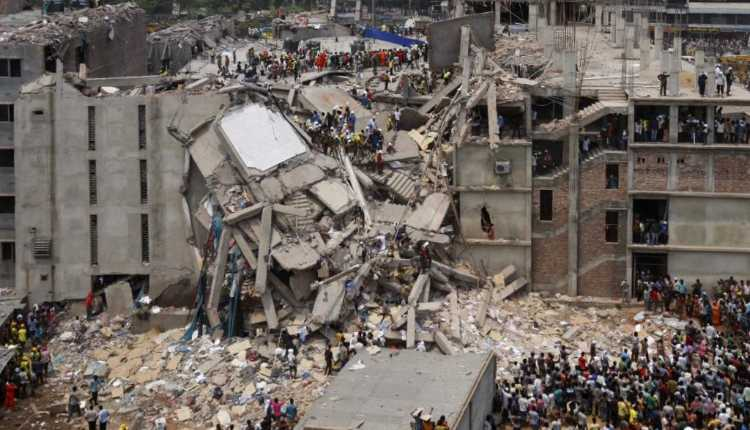 Rana Plaza Collapse (2013) Bangladesh