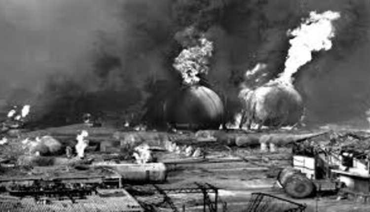 San Juanico Disaster (1984) Mexico