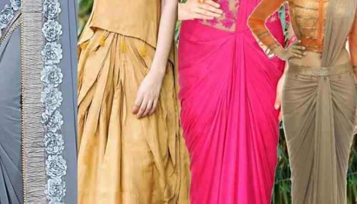 Modern Lungi Designs For Ladies