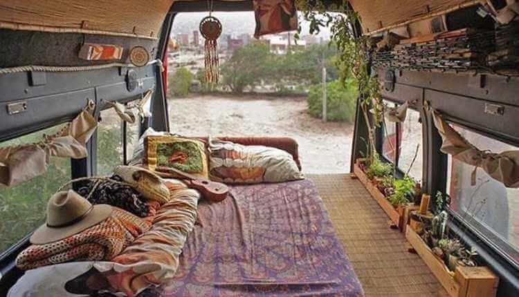 Caravan, india, Idea, Van