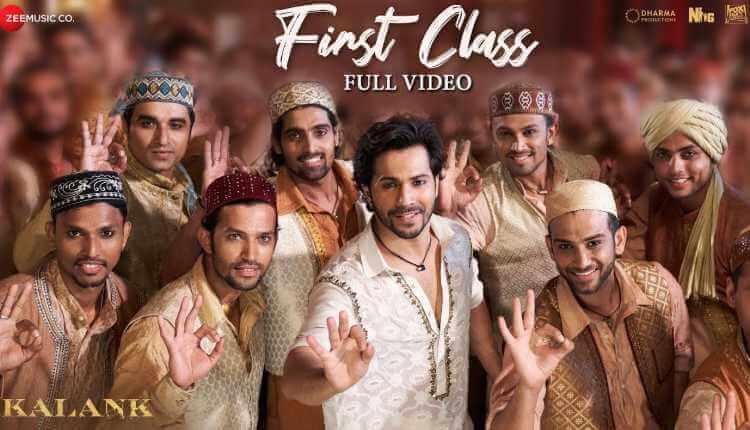First Class, Arijit Singh