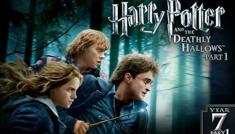 Harry Potter And The Deathly Hallows Pt 1 & 2