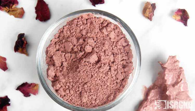 Rose Clay, Rose Clay Face Mask