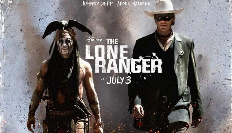 The Lone Ranger,2013