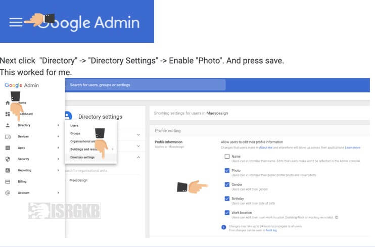 g suite admin dashboard
