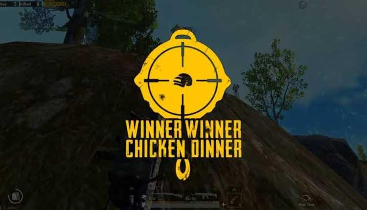 Pubg, Mobile, Chicken Dinner, Winner