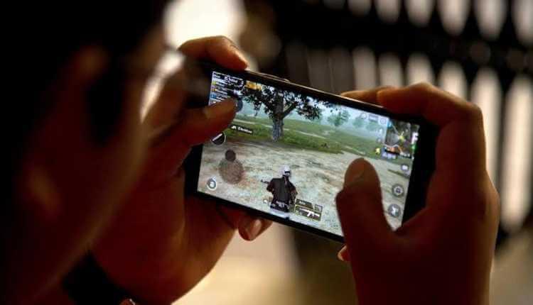 Pubg, Mobile, Playing Game, Landing, India