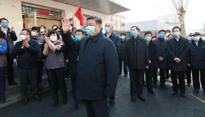Xi Jinping,coronavirus,covid, Chinese Virus