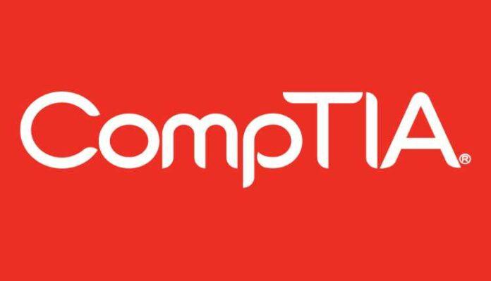 Comptia, Banner, Logo, Icon