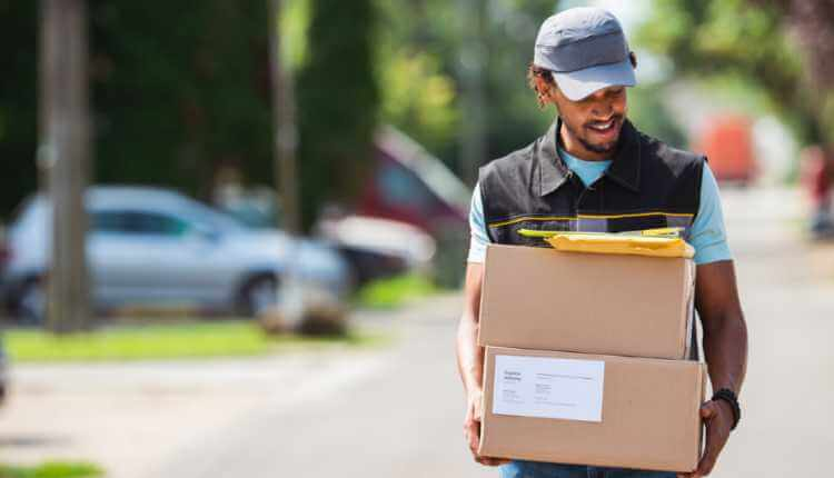 Delivery Service, India, Online