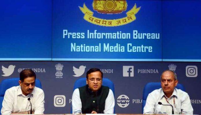 Pbi, Icmr, Moha, Moh India Press