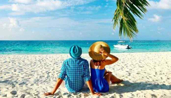 Honeymoon, Indian, Married Couple, Holiday, Vacation