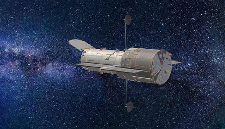 Hubble, Telescope, Space