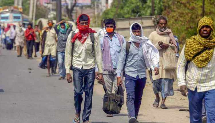 Migrant Workers, Walking Road, Covid 19, India