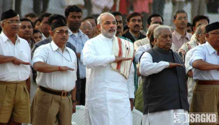 Rss, Modi, Narendra Modi, Pm India