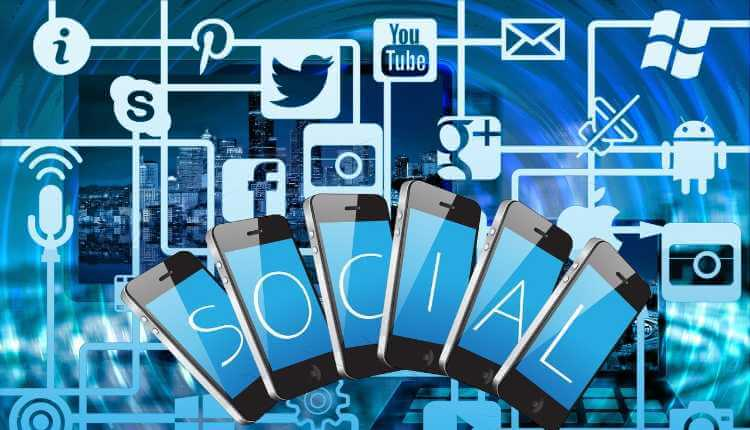 Social Media, Facebook, Instagram, Whatsapp, Email, Windows, Phone, Android, Iphone, Youtube