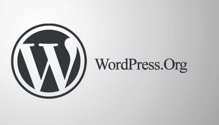 Wordpress Org Banner, Logo