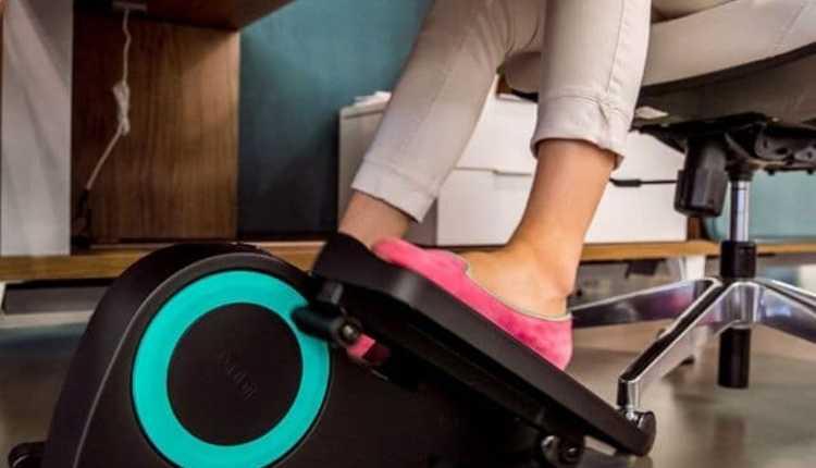 Elliptical Machine Under-desk