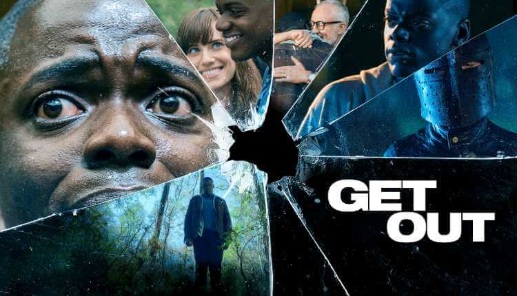 Get Out, 2017, Horror