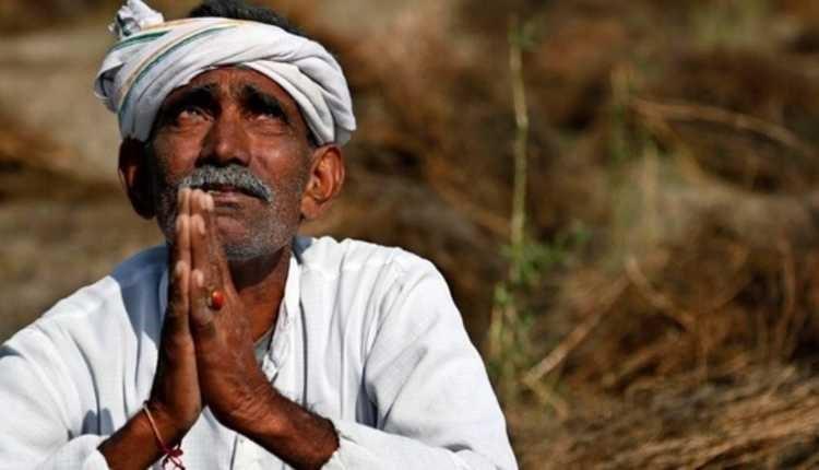 A Poor Indian Farmer