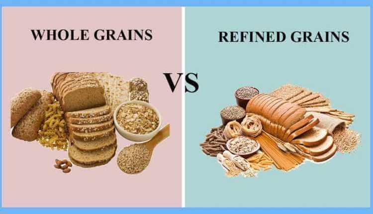 No More Refined Grains