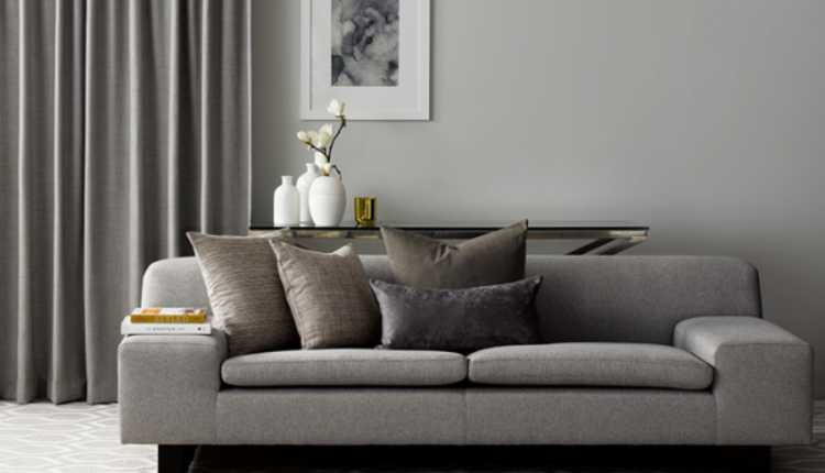 Gray light curtains