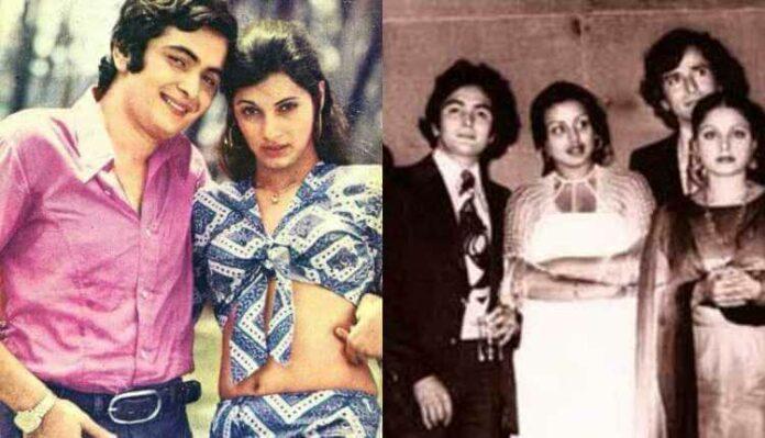 Rishi Kapoor, Affairs, Love, Bollywood, Actor
