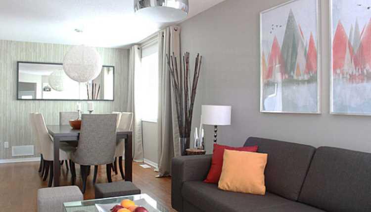 lighter colour clearer furniture