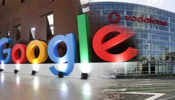 Vodafone, Google, Idea, Share, Market