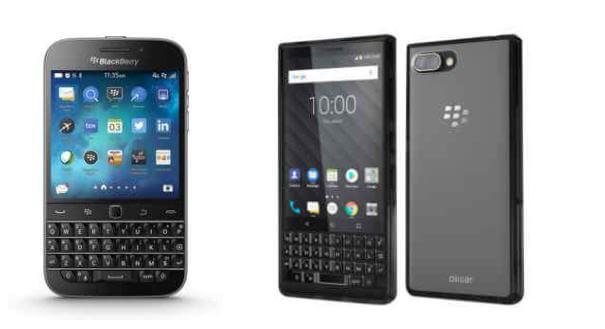 Blackberry, Qwerty, Touch, Smartphone