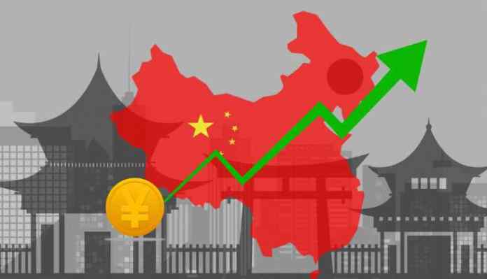 China Investment, Economy, Commerce, Trade, Import, Export, Chinese, Flag