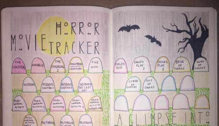 Movie Tracker, Journal
