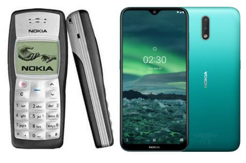 Nokia Class, Featured Phone, Smartphone, Old Phone