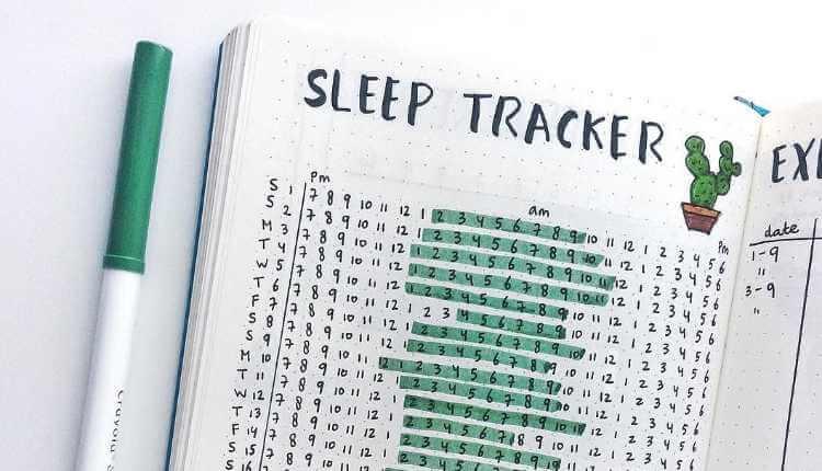Sleep Tracker Journal