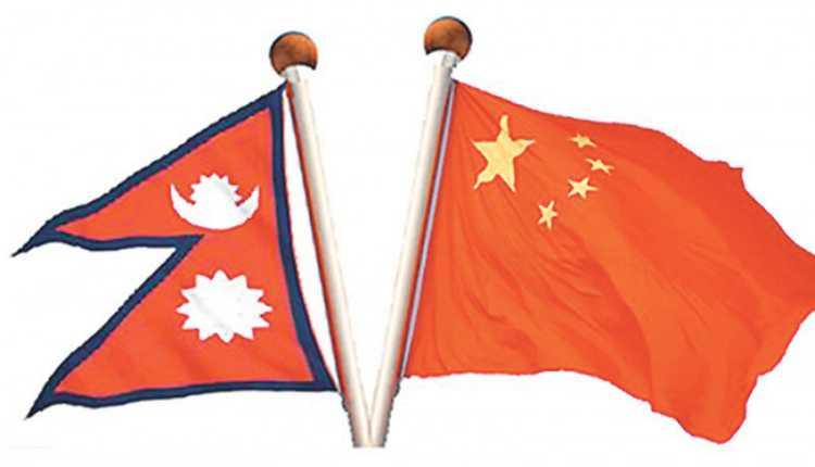 Nepal and China