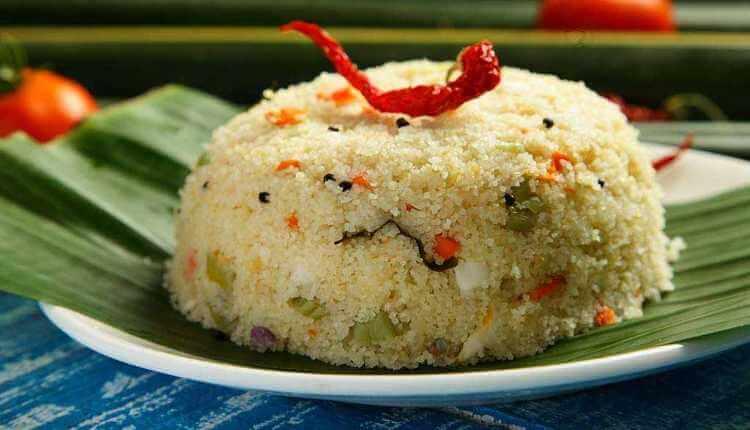 Upma, South Indian, India Dish