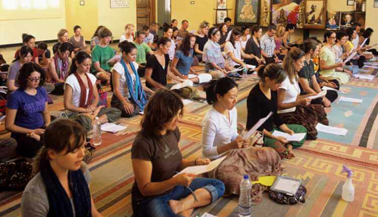 Ashtanga Yoga Institute, Mysore, Karnataka