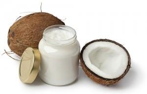 Coconut oil, coconut