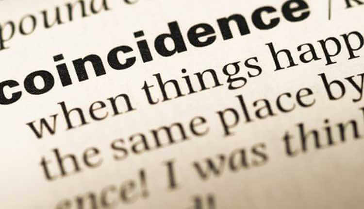 Coincidences, Incident, Event